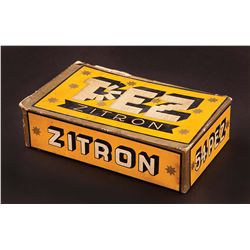 "PEZ 1930'S ""ZITRON"" CANDY BOX"
