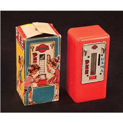 "1960S GAMA VENDING STYLE PEZ DISPENSER ""SPARAUTOMAT"""