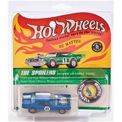 HOT WHEELS SPOILER COLLECTION OF (4) CARS