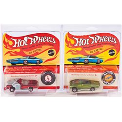 HOT WHEELS RED LINES COLLECTION OF (5) CARS