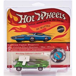 HOT WHEELS REDLINES COLLECTION OF (4) CARS