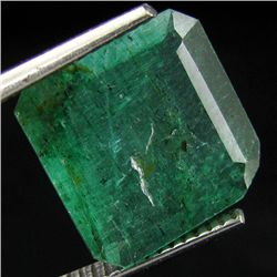 4.4ct Columbian Emerald  Emerald (GEM-35091)
