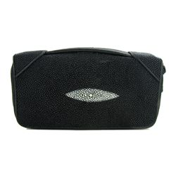 Stingray Hide Clutch Purse Wallet (ACT-323)