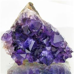 385ct Deep Color Uruguay Amethyst Crystal Cluster (MIN-001186)