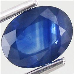 1.49ct Thai Blue Sapphire Heated Only (GEM-48527)