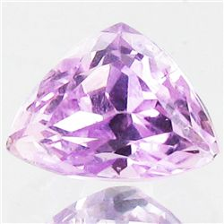 4.55ct Sparking Top Pink Kunzite Trillion (GEM-43731)