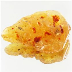 55ct Large Amber Chunk With Inclusions (MIN-001429)