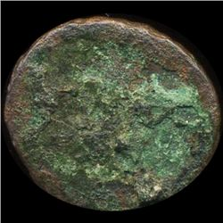 300AD Roman Bronze Coin Higher Grade (COI-9115)