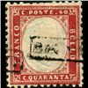1862 RARE Italy 40c Stamp (STM-1178)