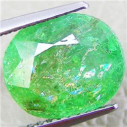 3.33ct  Neon Green Copper  Tourmaline (GEM-35210)