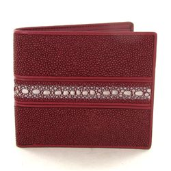 Mens Stingray Hide Wallet (ACT-303)