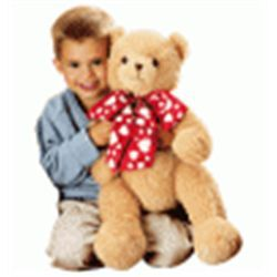 "22 "" Cutie Bear Holiday Huggable [Toy]"