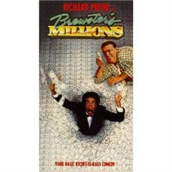 Brewster's Millions [VHS] [VHS Tape] (1996) Richard Pryor; John Candy; Gene Levy