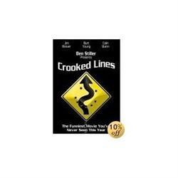 Crooked Lines [VHS Tape] (2003) Jim Breuer; Burt Young; Colin Quinn