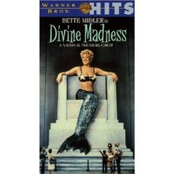 Divine Madness [VHS] [VHS Tape] (1992) Bette Midler; Jocelyn Brown; Ula Hedwig