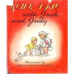 Going Away with Jack and Judy [Library Binding]