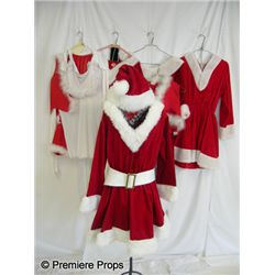 Lot of Sexy Mrs. Claus Pieces