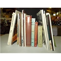 Antique Reference Books W/How To Do