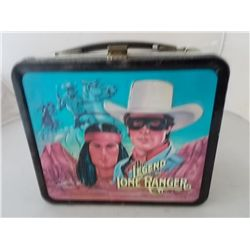Legend of the Lone Ranger - lunchbox