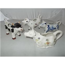 4- Cow Creamers
