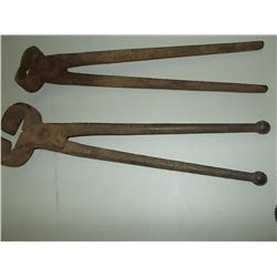 Pair of Horse Hoof Nippers