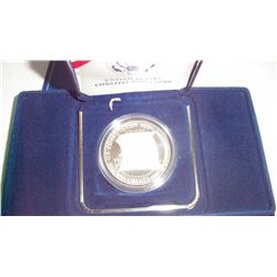 US CONSTITUTION SILVER DOLLAR