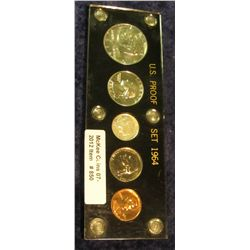 850. 1964 US Proof Set in Capital Holder.