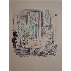 DIGNIMONT ANDRE DIGNIMONT Book Etchings French