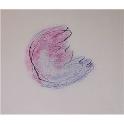 FAUTRIER JEAN FAUTRIER Etching French Abstract