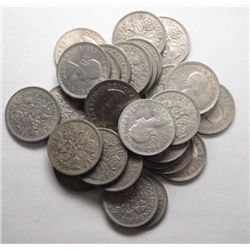 270  Great Britain  6 pence non silver from the 50's and 60's