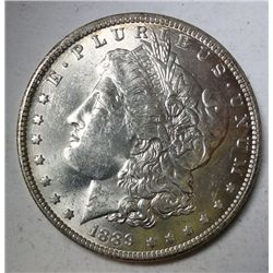 1889-O MORGAN DOLLAR CHOICE BU++