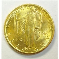 1926-S $2.50 SESQUICENTENNIAL VERY CLEAN BU64++ A BEAUTIFUL HIGH END COIN!