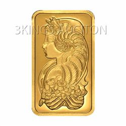 Ten Ounce Gold Bar Pamp Suisse