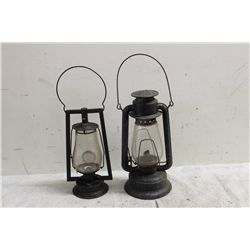 1 DIETZ - 1 ATLANTIC LANTERNS