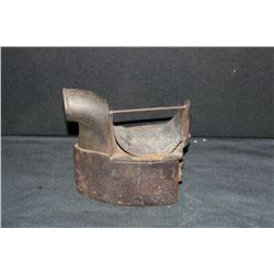 OLD CHARCOAL IRON