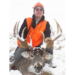 IOWA FNAWS Non-Resident Whitetail Deer Hunt