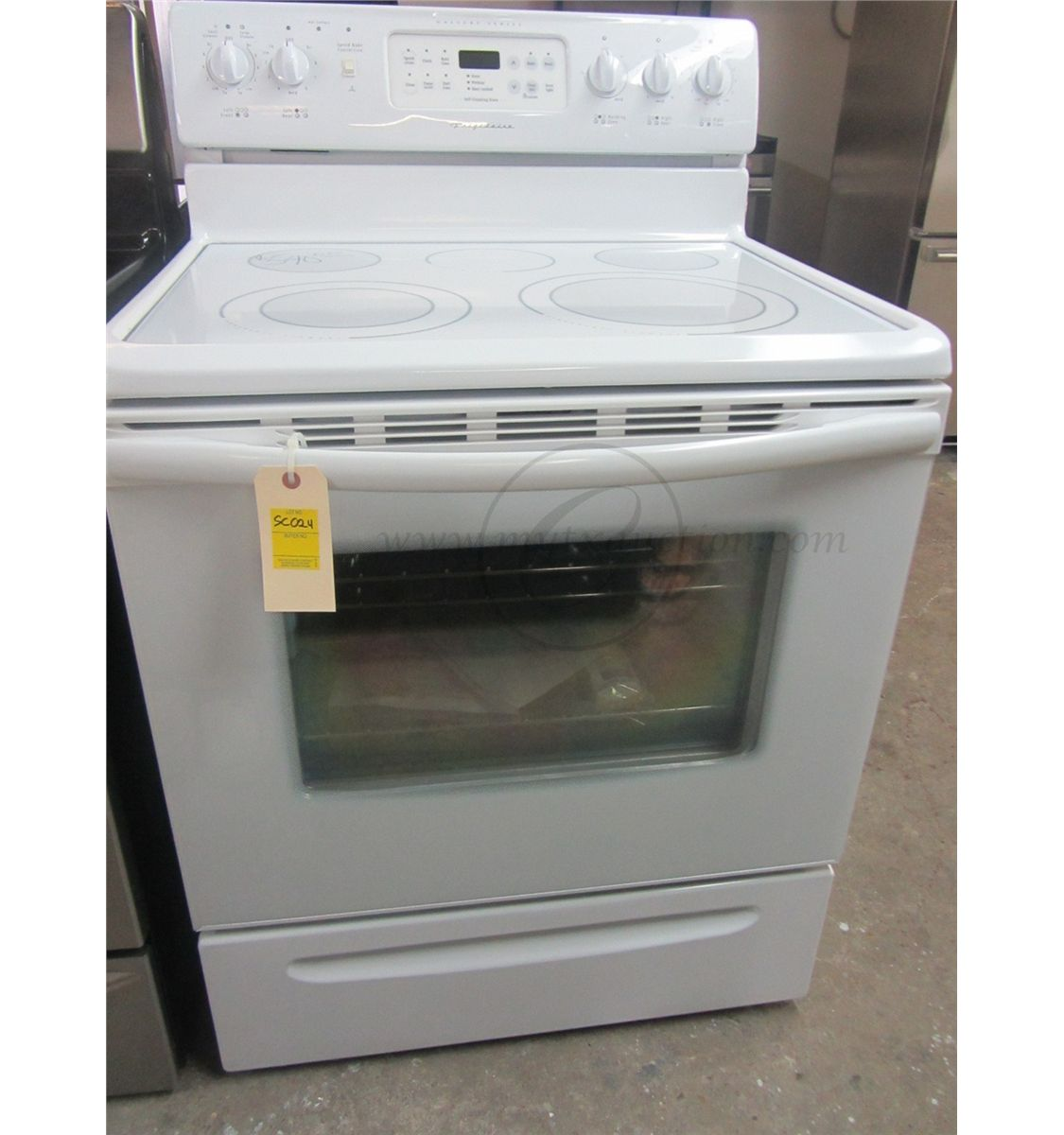 Frigidaire 30 Quot Freestanding Electric Range Scratch And