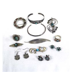 1960 Native American Jewelry, Some Later