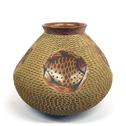 Mata Ortiz Pottery by Jose Gonzalez
