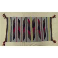 Navajo Crown Point Small Rug