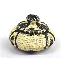 Wounaan Indian Basket