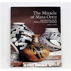 Softback Book The Miracle of Mata Ortiz by Parks