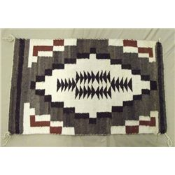 Navajo Homespun Wool Rug