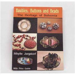 Softback Book Baubles Buttons and Beads--Jargstorf