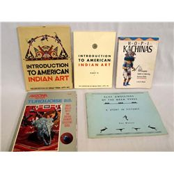 Softback Native American Reference Books