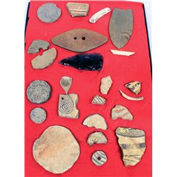 Collection Native American Artifacts