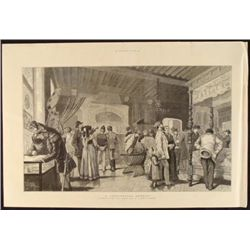 Cluny Museum Paris Antique English Print The Graphic