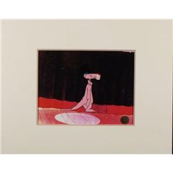 Pink Panther Original Production Cel & Background Stage