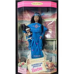 Native American Indian Barbie American Story Series MIB