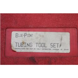 DOUBLE FLARING TOOL KIT THIN WALL BLUE POINT